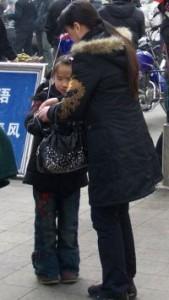 O dzieciach w Chinach