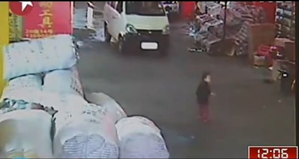Niełatwe życie dobrego samarytanina w Chinach