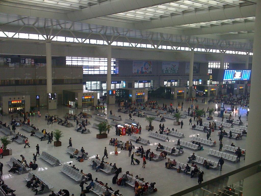 Wrażenia z jazdy 'gaotie' na trasie Szanghaj – Pekin