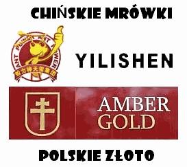 Złoto w Polsce, mrówki w Chinach