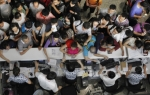 O niepunktualnych lotniskach w Chinach