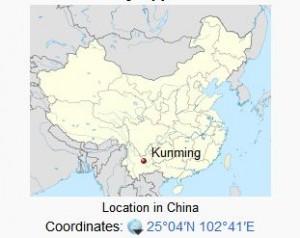 3/01, masakra w Kunming