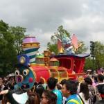 Disneyland w Szanghaju