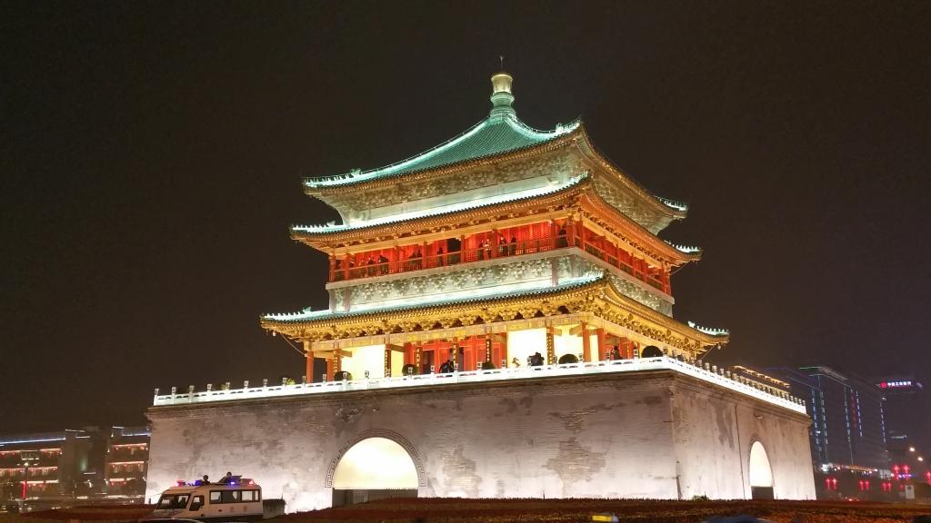 Terakotowa Armia, czyli Xi'an