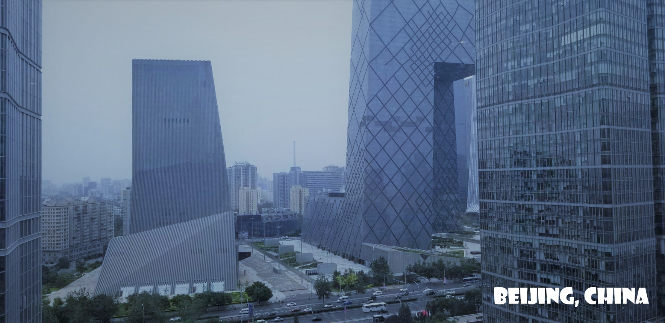 Po angielsku: Pandemic, power crunch and real estate market in China. Plus common prosperity.
